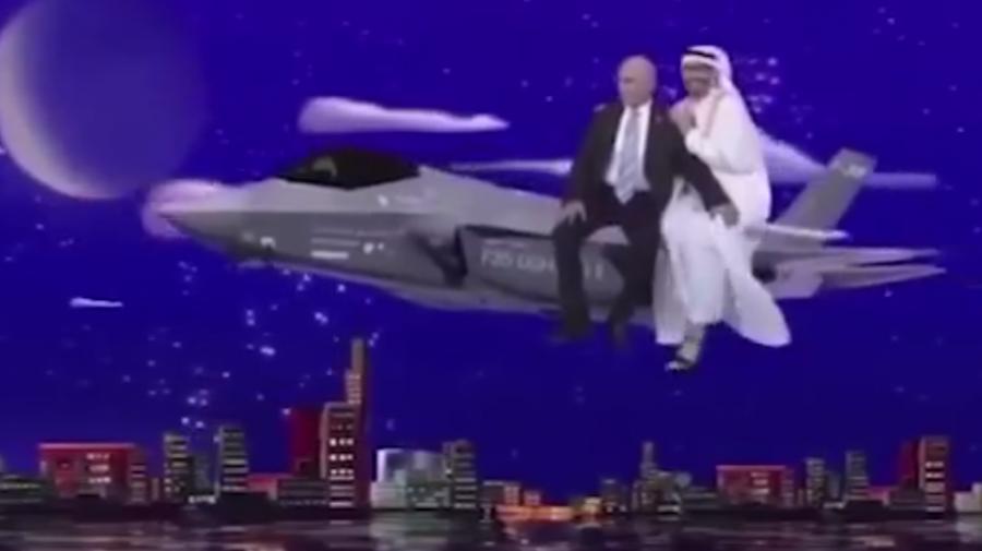 فيديو إسرائيلي غنائي يسخر من الاتفاق مع الإمارات (شاهد)