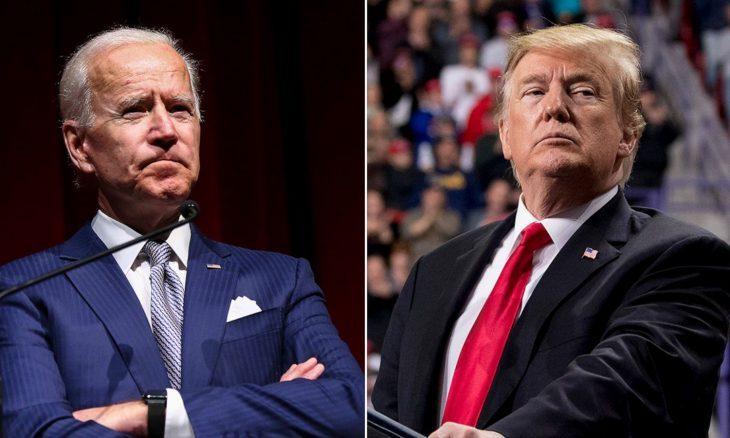 """بايدن يتوقع أن يطلق ترامب """"الأكاذيب"""" خلال المناظرة الرئاسية ويشبهه بغوبلز"""