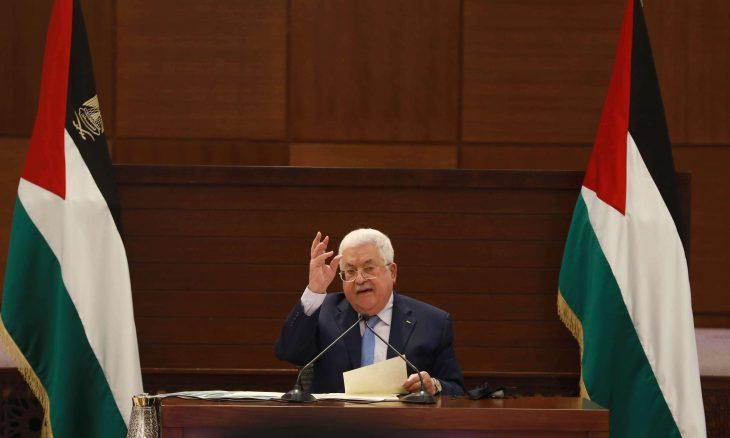 """عباس يطالب الأمم المتحدة بمؤتمر دولي مطلع 2021 من أجل """"عملية سلام حقيقية"""" ـ (فيديو)"""