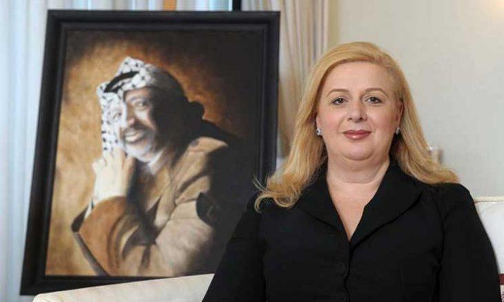 عائلة الرئيس الراحل أبو عمار تتبرأ من تصريحات أرملته وترفض اقتران اسمها بالعائلة