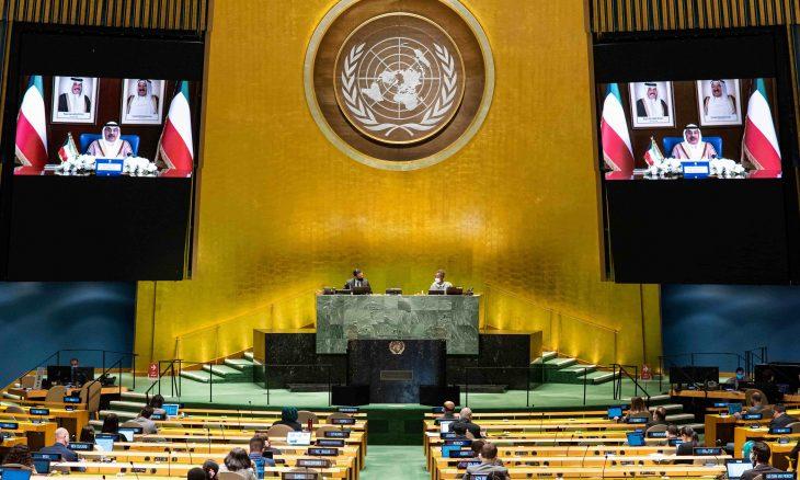 الكويت تؤكد على ضرورة حل القضية الفلسطينية وفق مبادرة السلام العربية- (فيديو)