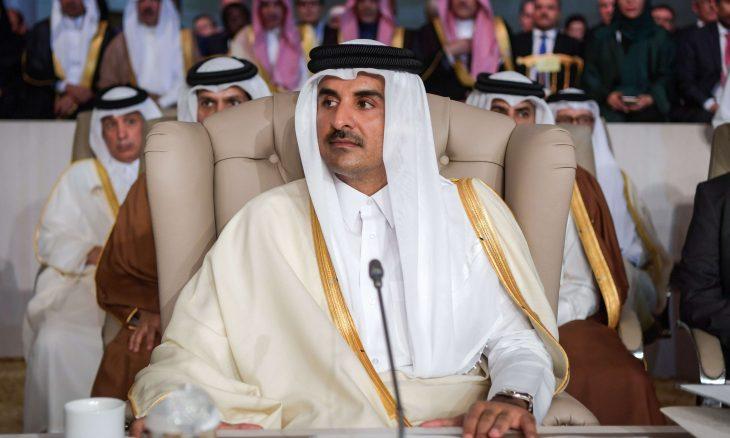 قطر تعتذر عن رئاسة الدورة الحالية للجامعة العربية بدل فلسطين
