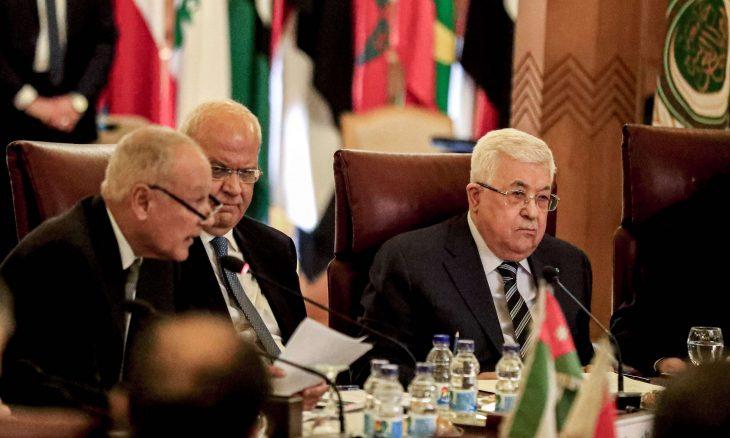 عريقات: أبو الغيط لم يعد مؤتمنا على الجامعة العربية