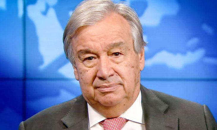 """غوتيريش يقترح """"منصة"""" لبناء الثقة وحل الخلافات بين دول الخليج"""