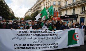 """المغتربون الجزائريون في فرنسا يحافظون على """"شعلة الحراك"""""""