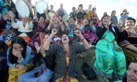 مسابقة أمازيغية في كرة القدم النسائية لتعزيز حقوق المرأة بالجزائر