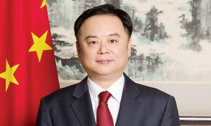 """السفير الصيني في السعودية يهنئ المسلمين بـ""""المولد النبوي"""" ومعلقون يعتبرونه """"بدعة"""" – (تغريدات)"""