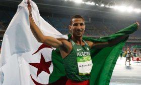 الصحافة الفرنسية تثير الشبهات من حول البطل الجزائري مخلوفي