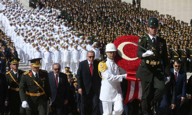 لوموند: هذه حروب تركيا أردوغان الخمس