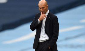 زيدان ينقلب على خماسي ريال مدريد المتخاذل