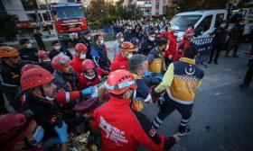 ارتفاع عدد ضحايا زلزال إزمير إلى 35