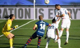 الريال يقسو على هويسكا برباعية في الدوري الإسباني