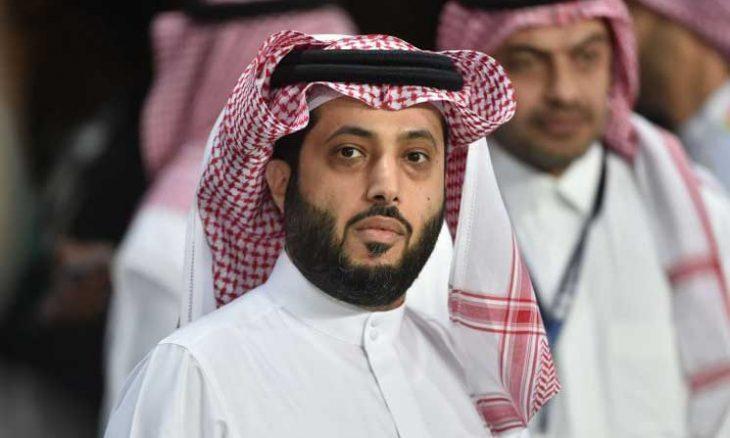 بيراميدز المصري يعلن انتهاء علاقة تركي آل الشيخ بالنادي