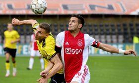 أياكس يحقق رقما قياسيا ويكتسح فينلو بـ13 هدفا ويتصدر الدوري الهولندي مؤقتا