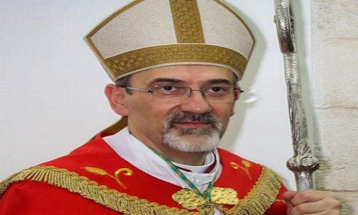 بطريرك إيطالي جديد للبطريركية اللاتينية في القدس المحتلة