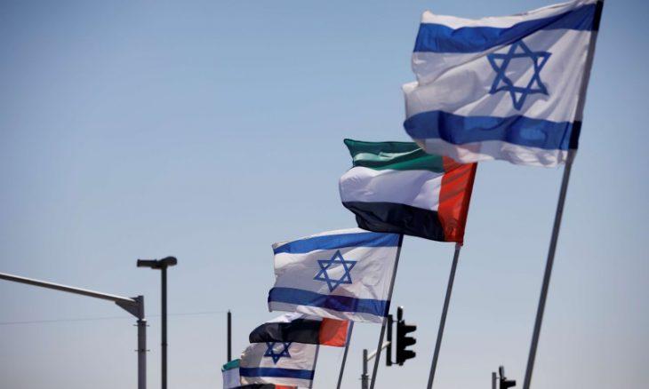 وفد إماراتي رفيع يصل اليوم إلى إسرائيل في زيارة رسمية