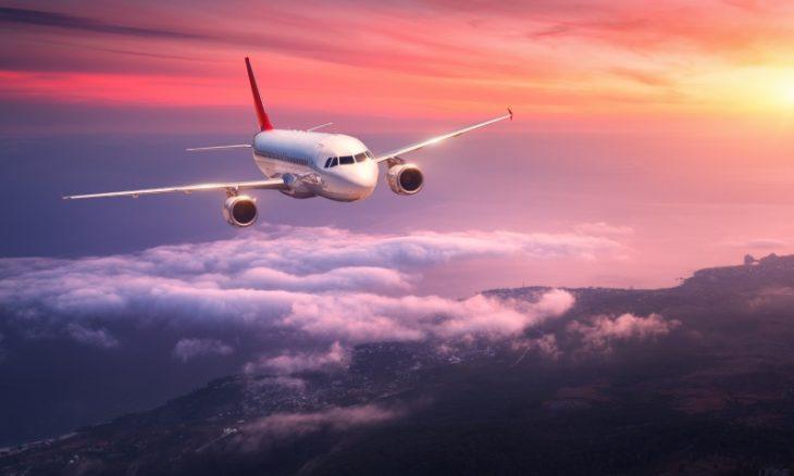 دراسة: السفر بالطائرة أكثر أمانا من التسوق في ظل جائحة كورونا