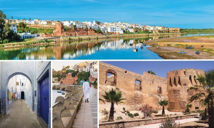 أزمور المغربية تتكئ على نهر أم الربيع وتستنشق عبق التاريخ