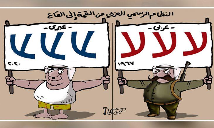 النظام الرسمي العربي من القمة الى القاع