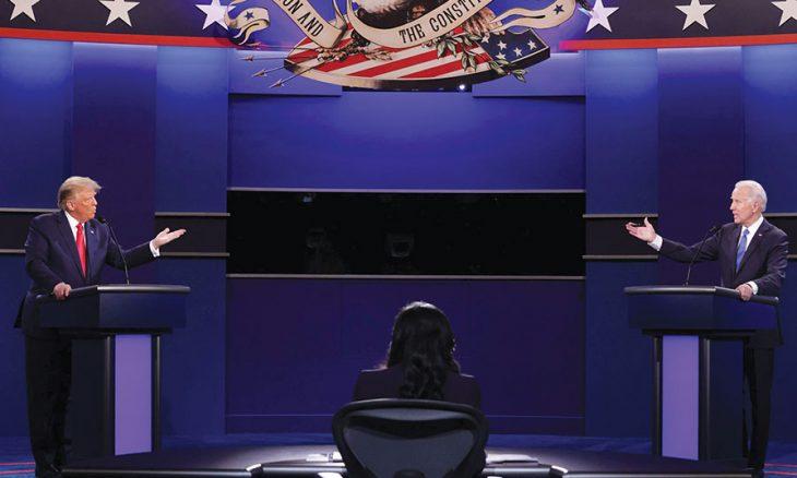 مع اقتراب يوم الانتخابات الرئاسية: الجمهوريون يبتعدون عن ترامب