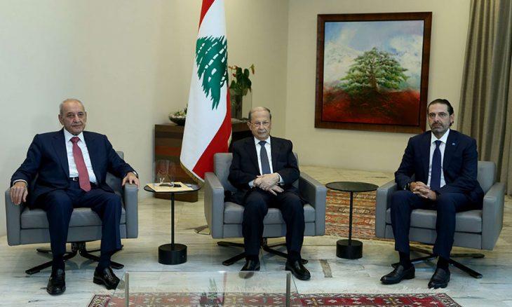 لبنان: بين التيارين الأزرق والبرتقالي عودة عن الطلاق ومحاولات لتفكيك ألغام التشكيلة الحكومية