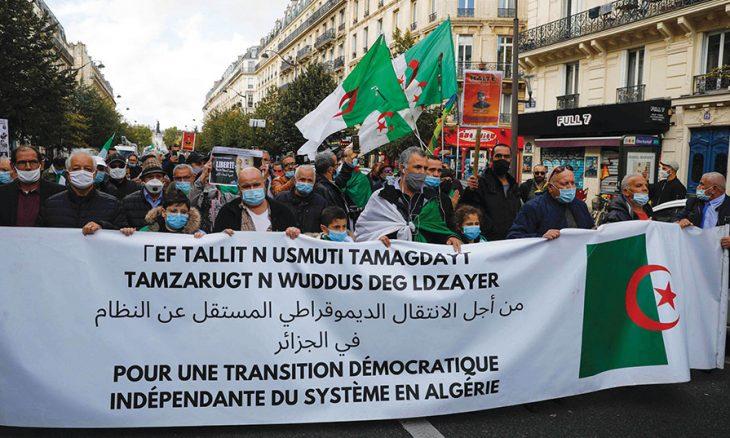 حراك الجزائر: جدل التطهير والانكسار