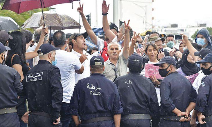 التعديلات الدستورية في الجزائر: عرس انتخابي من دون عريس
