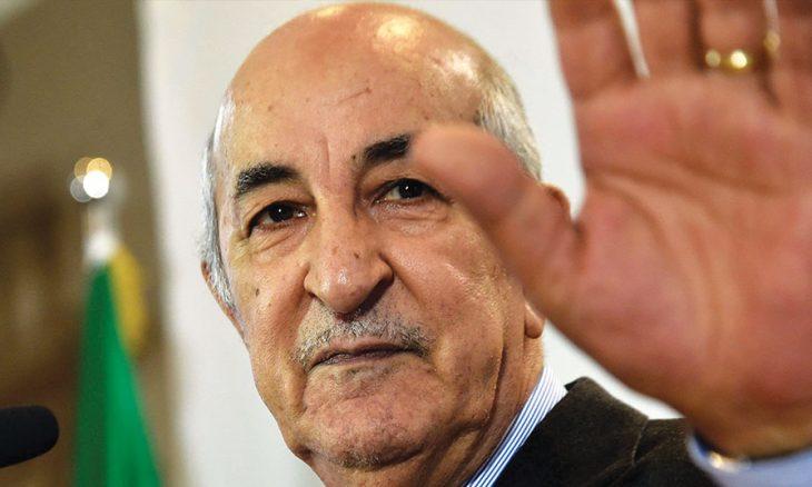 """تبون يكرس العبارة المتداولة شعبياً """"لكل رئيس جزائري دستور جديد"""""""