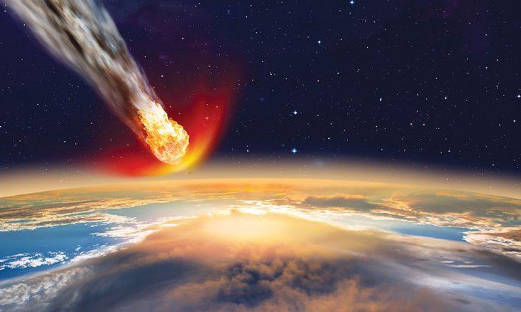 كويكب قد يصطدم بالكرة الأرضية ويُدمرها