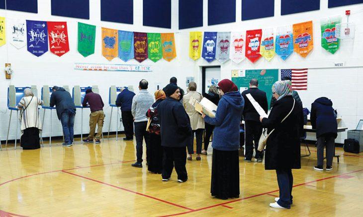 الانتخابات الأمريكية: الناخبون العرب قد يلعبون دورا مهما في ولايتين رئيسيتين متأرجحتين