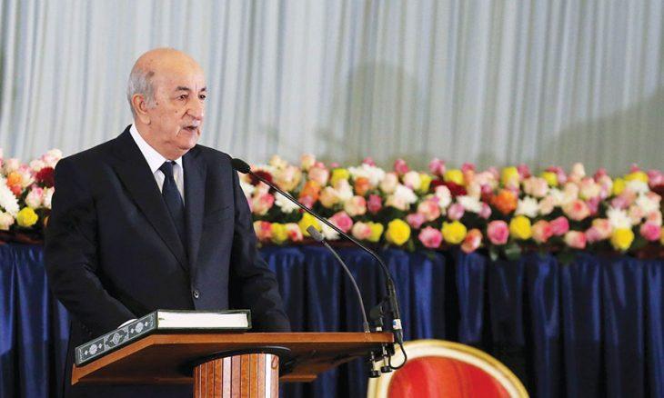 استفتاء على تعديل الدستور في غياب الرئيس تبون والجزائريون اهتمامهم انصب على وضعه الصحي ومستقبل البلاد