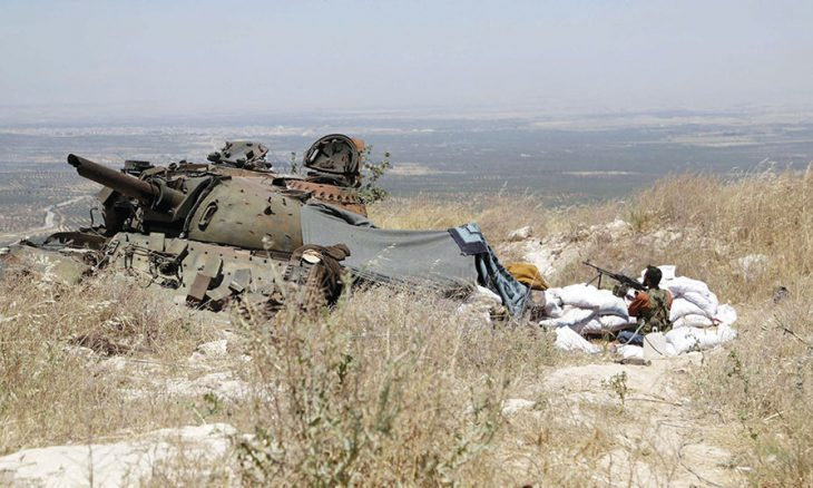 """سوريا: تركيا تتدخل لحل خلافات """"أحرار الشام"""" ومؤشرات التصعيد تتزايد"""