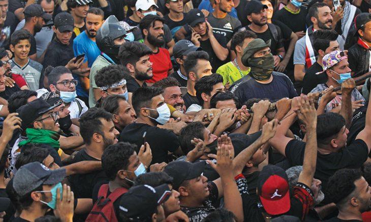 ثورة تشرين الإصلاحية في العراق بين الاستمرارية ومحاولات إجهاضها