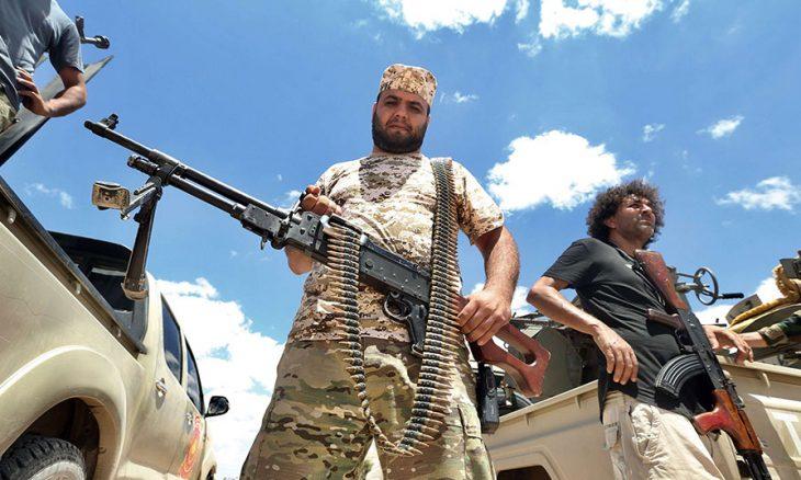ليبيا: الفصل والوصل بين برميل النفط والمقاتل المرتزق