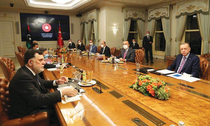 عقب اتفاق وقف إطلاق النار في ليبيا: ما هو مصير اتفاق التعاون العسكري بين تركيا وحكومة الوفاق؟