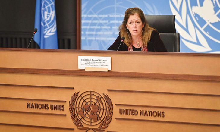 المندوبة الأممية ستيفاني وليامز والاختراق الليبي