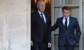 الرئيس التونسي: جهات تريد إرباك المجتمعات ومنها المجتمع الفرنسي
