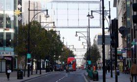 انكماش الاقتصاد البريطاني بتأثير القيود الجديدة لمكافحة كوفيد-19