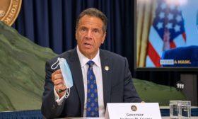حاكم نيويورك يحصل على جائزة إيمي لبراعته في استخدام التلفزيون خلال جائحة كورونا
