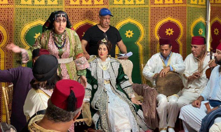 الانتهاء من تصوير أحداث المسلسل التلفزيوني المغربي الضخم «سالف عذرا»