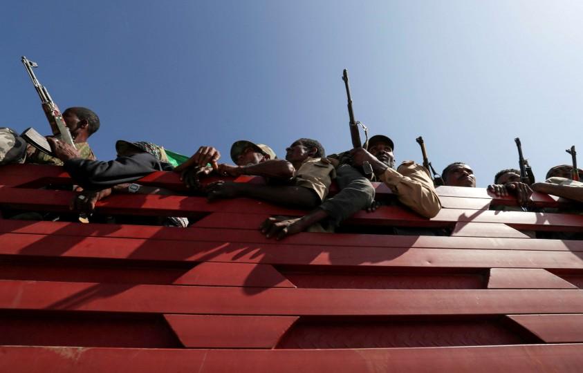 في تصعيد للحرب الإثيوبية.. زعيم إقليم تيغراي يقول قواته قصفت إريتريا