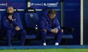 أنباء عن انسحاب برشلونة من صفقة كومان المفضلة