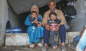 الشمال السوري: 200 ألف يتيم ومثلهم من ذوي الاحتياجات الخاصة و45 ألف أرملة لا معيل لها