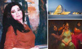 ازدهار الرسم والنحت في العراق:  الفنون أيام الشدّة