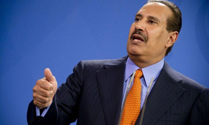 """حمد بن جاسم، المصالحة الخليجية، رئيس الوزراء وزير الخارجية القطري، جائحة """"كورونا""""، حربوشة نيوز"""