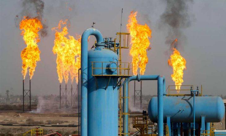 العراق: خطة لإنتاج 900 مليون قدم مكعب من الغاز يوميا