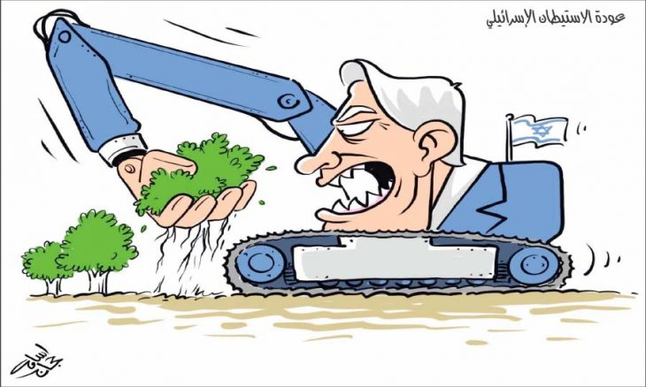 عودة الاستيطان الإسرائيلي