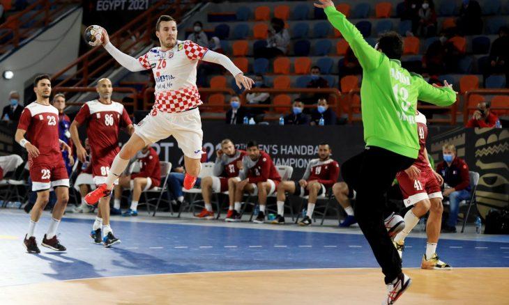 مدرب قطر يشيد بأداء فريقه رغم الخسارة أمام كرواتيا بمونديال اليد