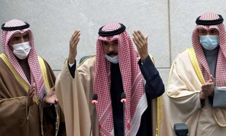 أمير الكويت يقبل استقالة الحكومة ويكلفها بتصريف العاجل من الأمور