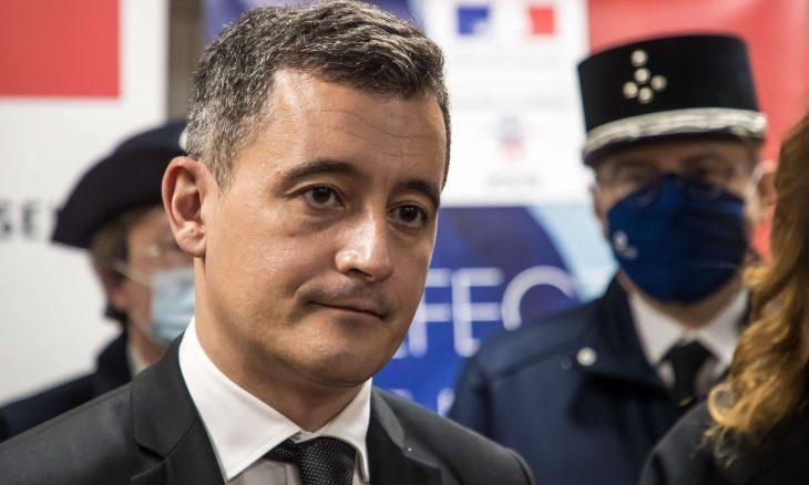 وزير الداخلية الفرنسي، جيرالد دارمانان، ترحيل جزائري، معاد للسامية، ستراسبورغ، حربوشة نيوز